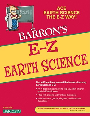 E-Z Earth Science By Sills, Alan D.